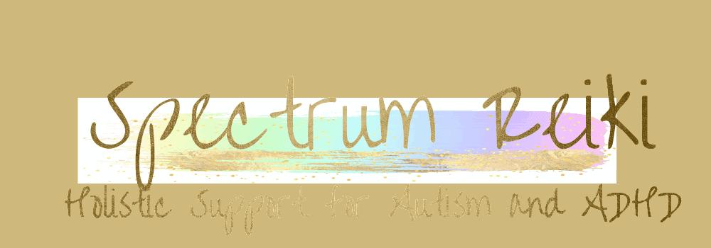 Spectrum Reiki Main Logo